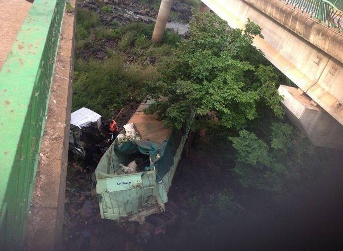 accident fleuve nzi