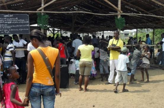 refugie ghana