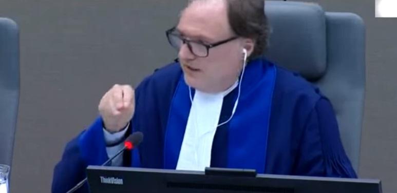 juge president