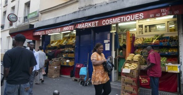 paris african market