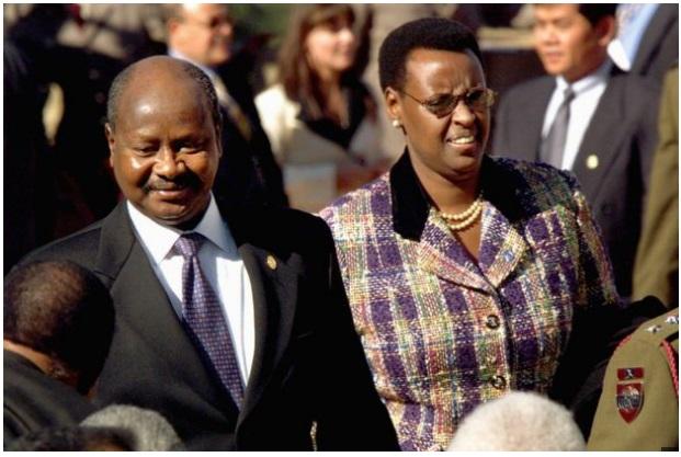 Museveni pr ougandais