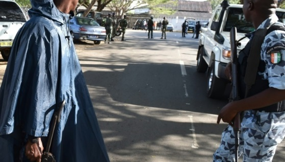 Police abat criminel