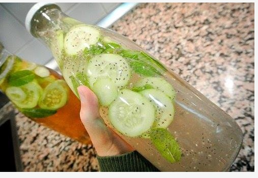 boisson concombre
