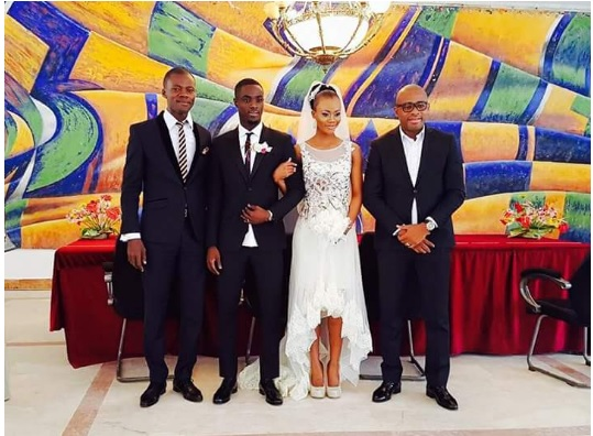 eric bailly marriage