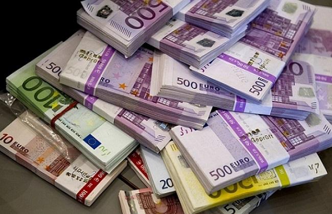 euro l'argent