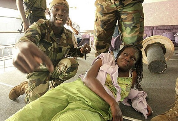 simone Gbagbo-viol