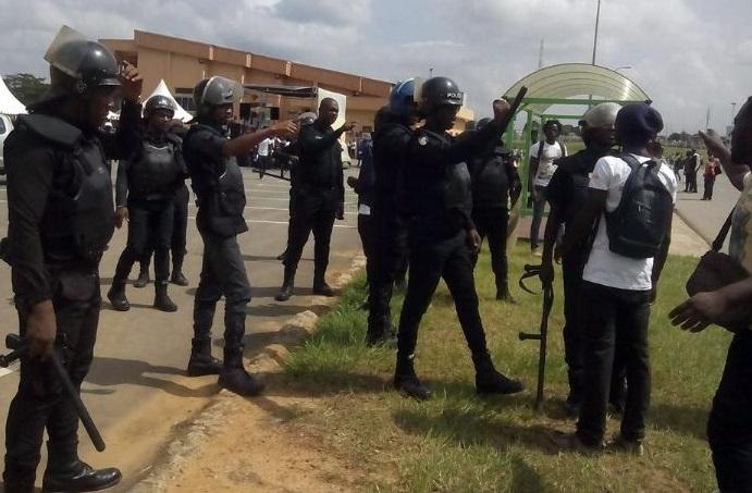 police universite