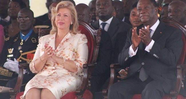 couple ouattara
