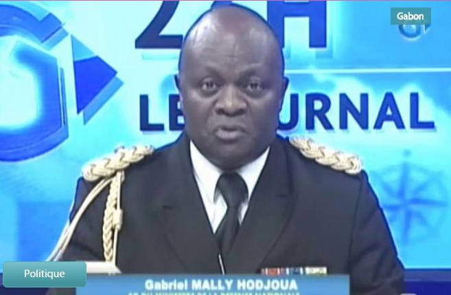 gabon general