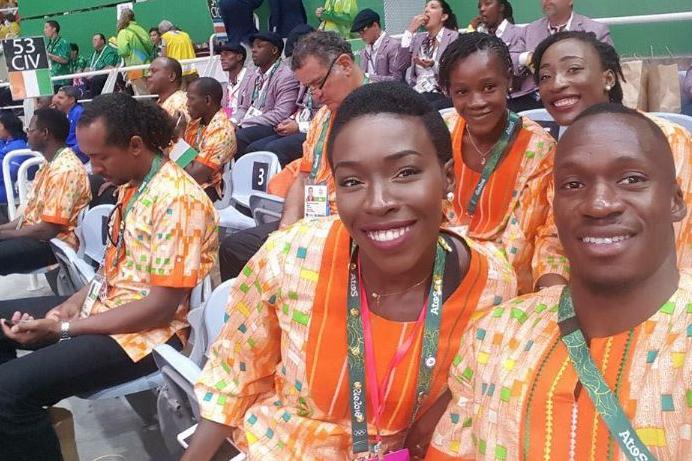 jo atlete ivoirien ahoure