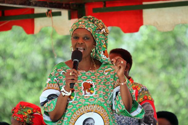 premiere-dame-zimbabwe