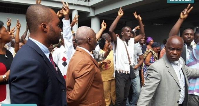 La liberté provisoire refusée à Gbagbo — Cour pénale internationale