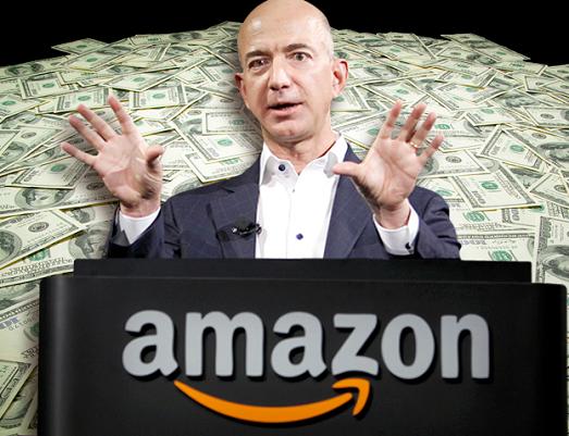 Le Nouveau Plus Riche Du Monde S Appele Jeff Bezos Bill