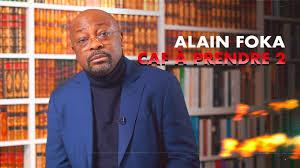 """Résultat de recherche d'images pour """"Alain Foka parle du football africain et indexe la FIFA"""""""