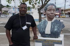 Guadeloupe: Gerty Archimède (1909-1980), première avocate guadeloupéenne! |  Le Club de Mediapart