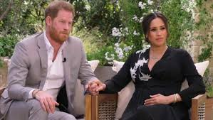 Meghan Markle et le prince Harry : ces incroyables sommes déboursées pour  leur interview avec Oprah Winfrey : Femme Actuelle Le MAG