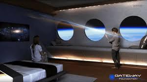 Un grand port spatial et un hôtel dans l'espace dès 2025 ? C'est le projet  de la Gateway Foundation