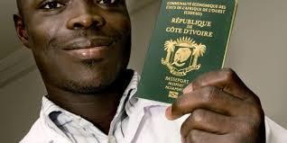 Passeport biométrique Côte d'Ivoire: voici la liste des pièces à fournir -  YECLO.com