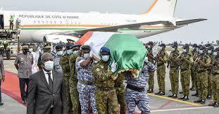 La Côte d'Ivoire prépare son hommage à Hamed Bakayoko - Le Point