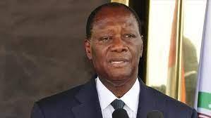 France/Côte d'Ivoire : Macron reçoit son homologue ivoirien Alassane  Ouattara