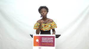 Concours international d'éloquence : des étudiants du Congo, du Burkina  Faso et de France récompensés - AUF