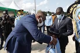 Côte d'Ivoire: sortie officielle de 133 commissaires de police - Apanews.net