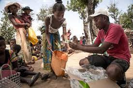 A Madagascar, les victimes de la famine quittent massivement le sud de l'île