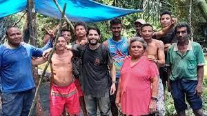 Après un crash d'avion, il réussit à survivre plus d'un mois dans la forêt    Actualité Ivoire - Infos