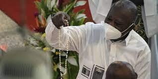 Côte d'Ivoire : comment Laurent Gbagbo est redevenu catholique – Jeune  Afrique