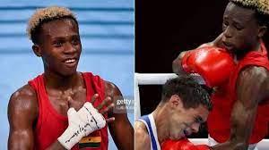 JO 2020 : 1ère médaille Olympique pour Ghana depuis 29 ans – La Nouvelle  Tribune