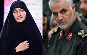 Assassinat du général Soleimani: Sa fille en colère envoie un message à Trump